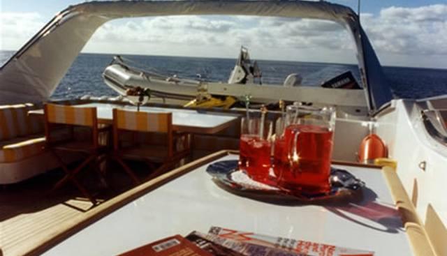 Carom Charter Yacht - 2