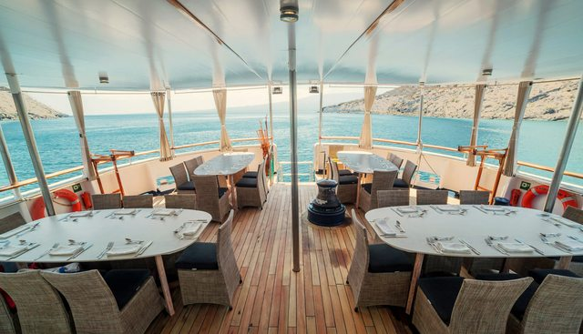 Evolution Charter Yacht - 3