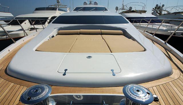 Visa Charter Yacht - 2