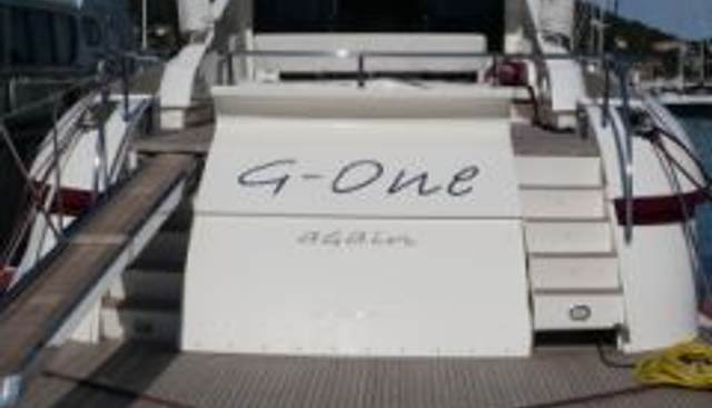 G-One Again Charter Yacht - 2