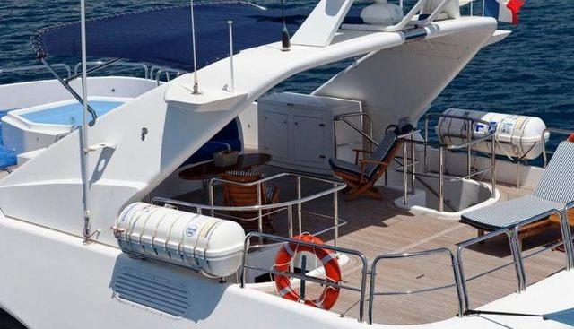 Sea Century Charter Yacht - 2