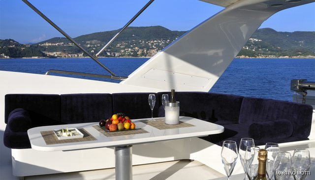 Aria Charter Yacht - 2
