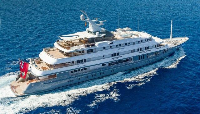 Boadicea Charter Yacht - 5