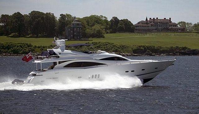 Sunseeker 94 Charter Yacht