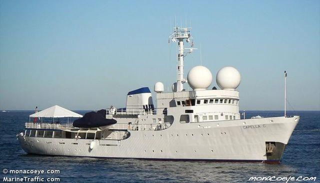 Capella C Charter Yacht - 4