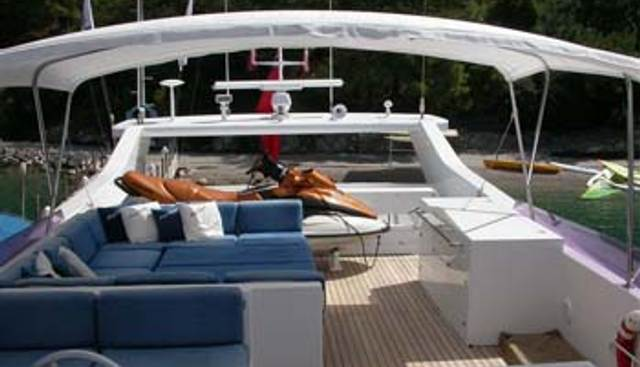 Lady Dana Charter Yacht - 3