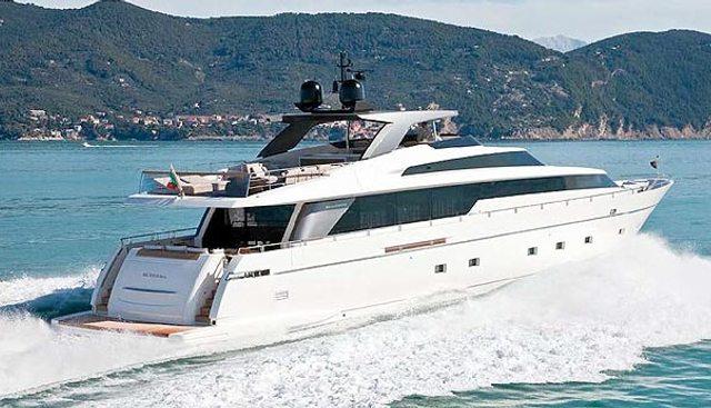 Notos Charter Yacht - 2