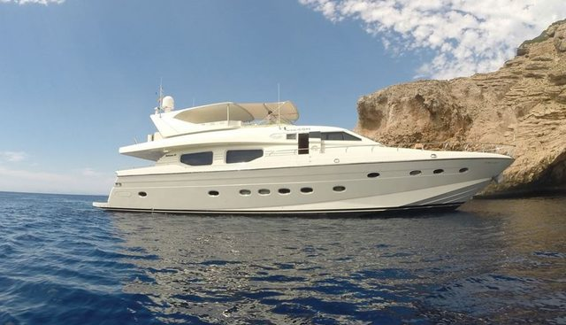 Madame Tortue Charter Yacht