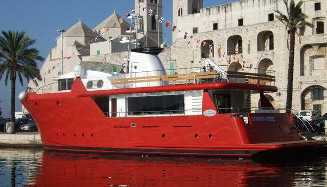 Noor Charter Yacht