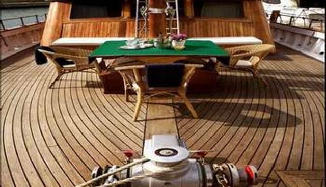 Agarttha Charter Yacht - 4