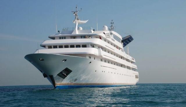 Dubawi Charter Yacht - 2