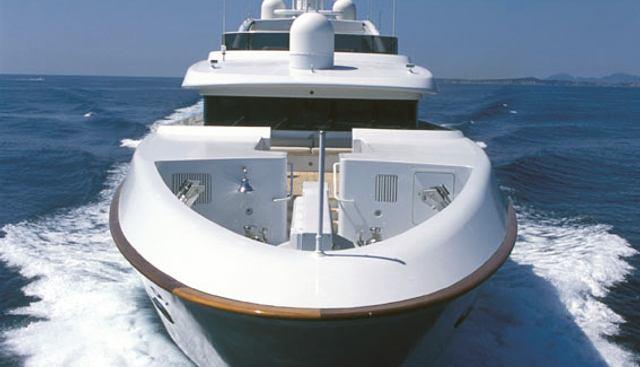 Queen Aida Charter Yacht - 2