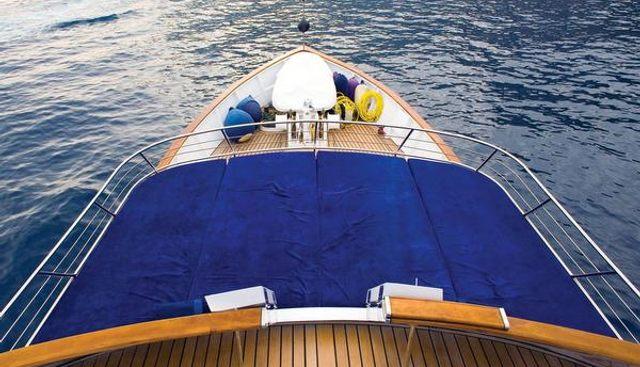 Osprey Charter Yacht - 2