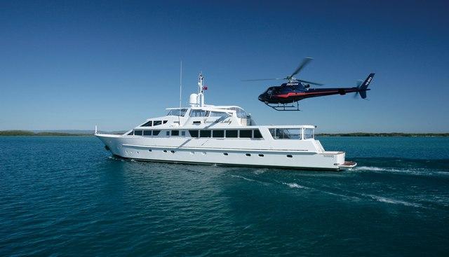 Emerald Lady Charter Yacht