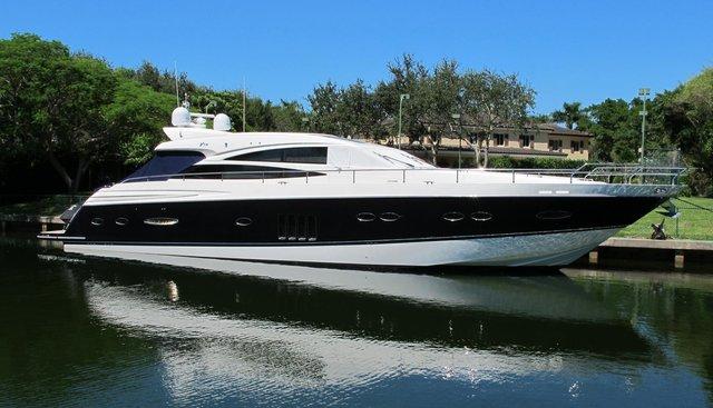 Soleo Charter Yacht