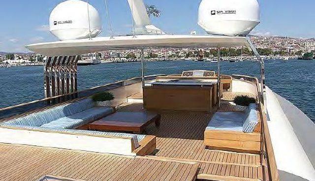 Golden K Charter Yacht - 6