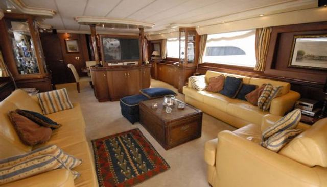 Amadeus Charter Yacht - 2
