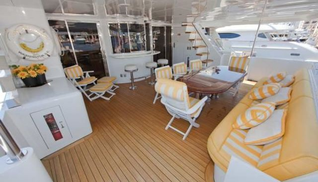 Lady Audrey Charter Yacht - 3