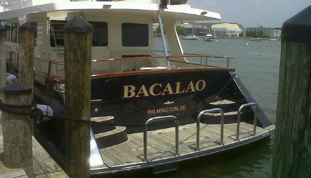 Bacalao Charter Yacht - 5