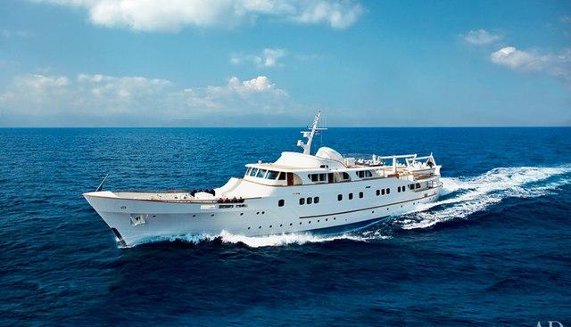 Northwind II Charter Yacht