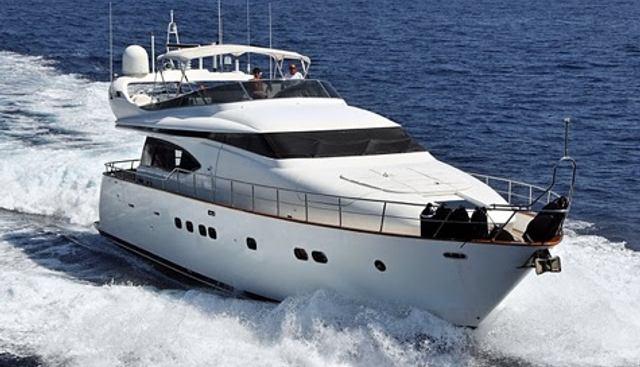 Yakos Charter Yacht - 4