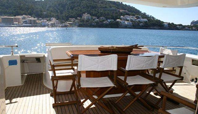 Cridamar Charter Yacht - 5