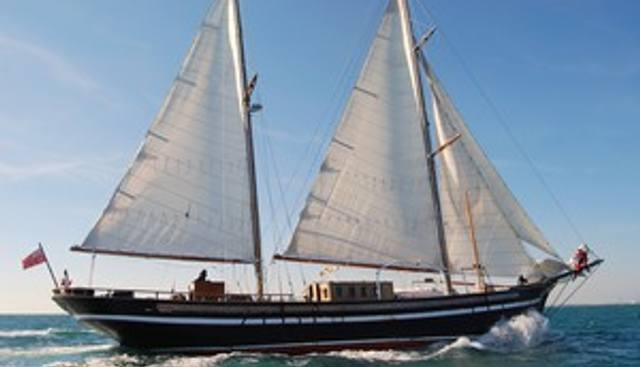 Ring Anderson Charter Yacht