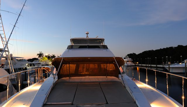 Cy-Yan Charter Yacht - 2