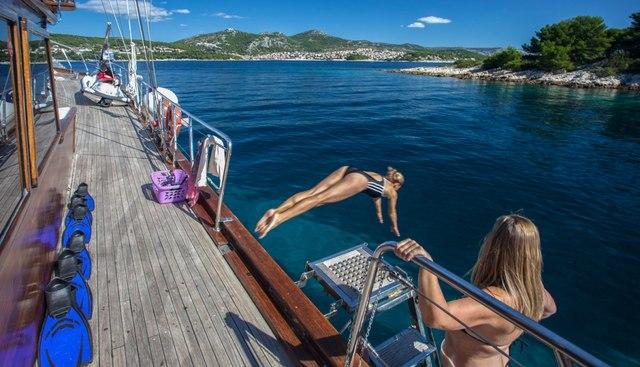 Stella Maris Charter Yacht - 6