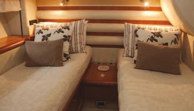 La Odisea Charter Yacht - 5