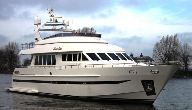 Mona Lisa Charter Yacht