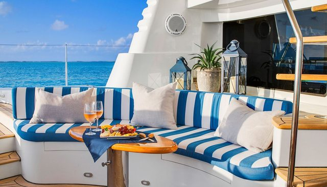 Blue Gryphon Charter Yacht - 4