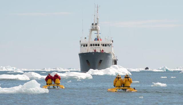 Polarfront Charter Yacht - 2