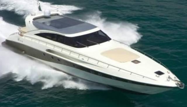 AB 78 Charter Yacht