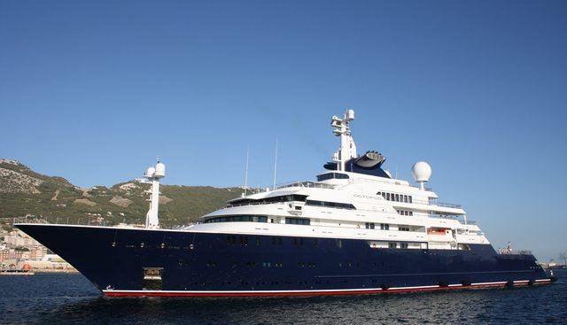 Octopus Charter Yacht