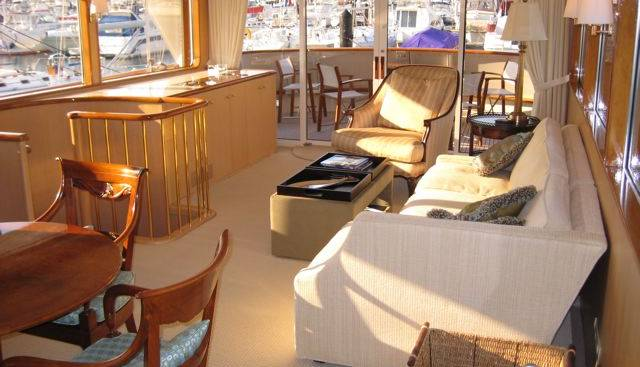 Sally Jo II Charter Yacht - 3