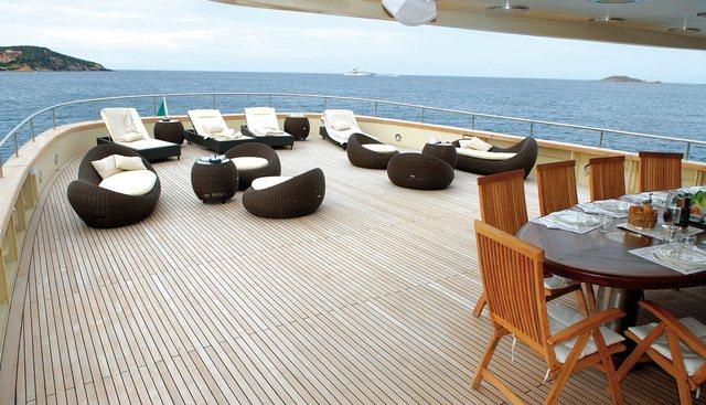 Ariete Primo Charter Yacht - 3