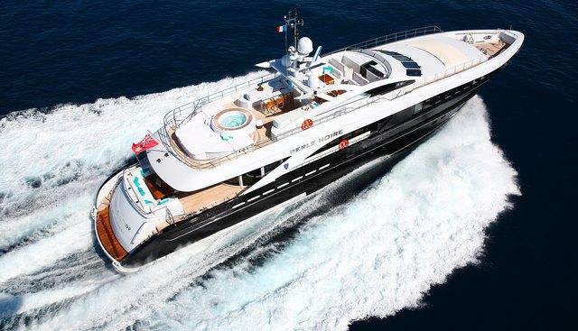 Perle Noire Charter Yacht