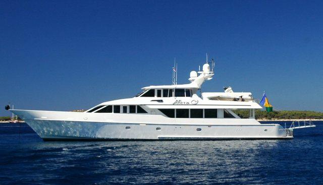 C Jewel Charter Yacht