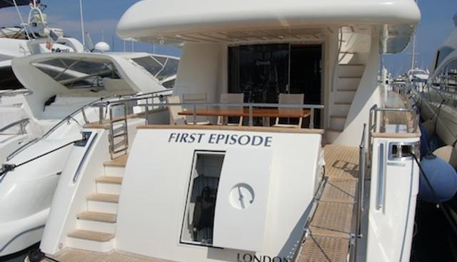 First Episode Charter Yacht - 3