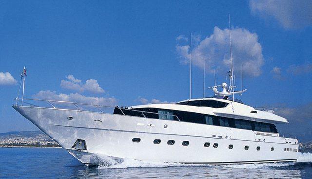 Dream Dancer Charter Yacht