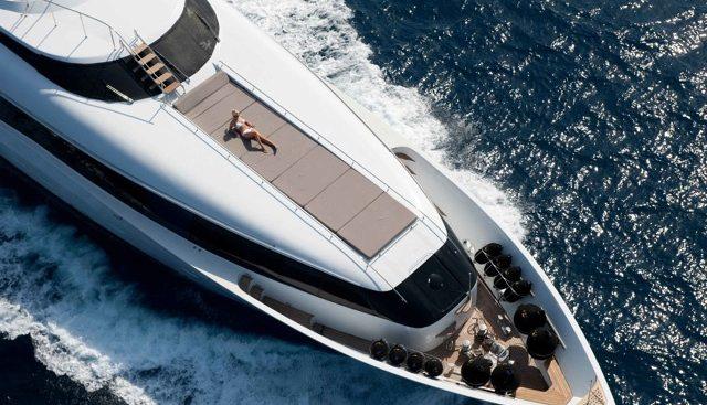 Palm B Charter Yacht - 2