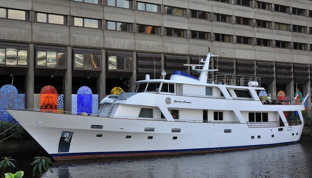 Absolute Pleasure Charter Yacht
