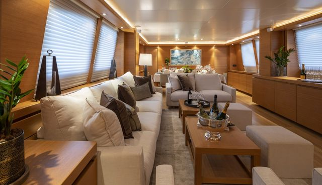Celia Charter Yacht - 8