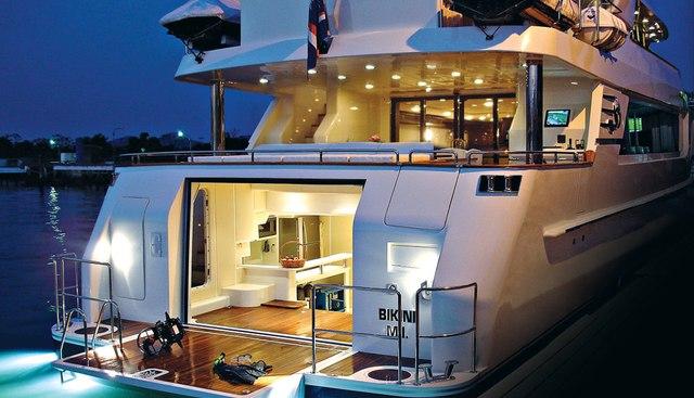 Hiatus Charter Yacht - 5