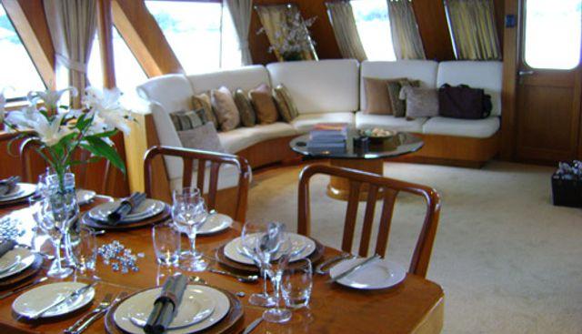 Panache Charter Yacht - 5