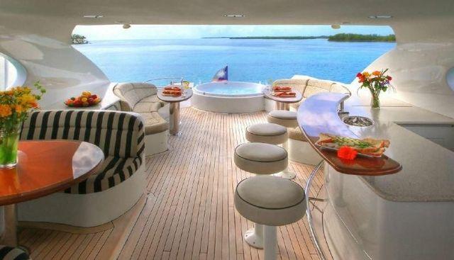 Cedar Island Charter Yacht - 3