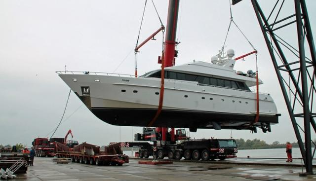 Rusalina Charter Yacht