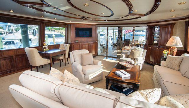 Wild Kingdom Charter Yacht - 8
