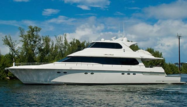 Priority Charter Yacht